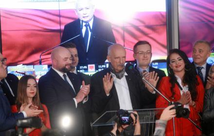 Konfederacja w Sejmie: licytacja na ultraprawicowość i podgryzanie PiS