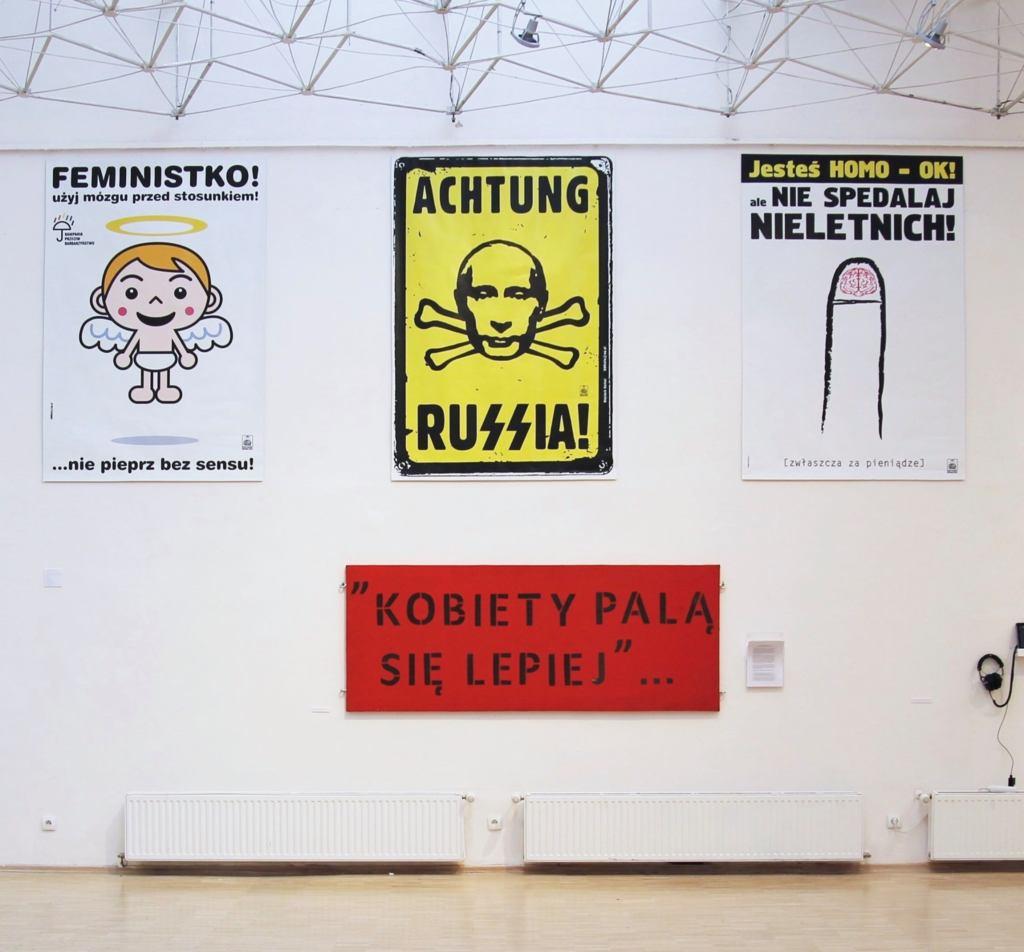 """""""Strategie buntu"""" - wystawa w Galerii Arsenał w Poznaniu"""