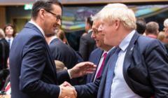 Mateusz Morawiecki szczyt Rady Europejskiej, 17.10.2019