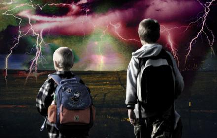 """""""The Lancet"""": Kryzys klimatyczny najbardziej dotyka dzieci"""