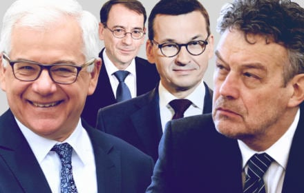 """To gwóźdź do trumny MSZ. Morawiecki tworzy """"pion europejski"""" w Kancelarii Premiera [WYWIAD]"""