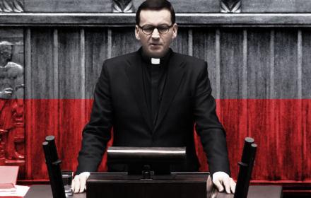 Ojciec Mateusz wypowiada wojnę w obronie arcypolskiej rodziny przed