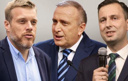 Białe konie, nasze szkapy i rumaki: rok straconych złudzeń dla opozycji. Ale i tlącej się znów nadziei
