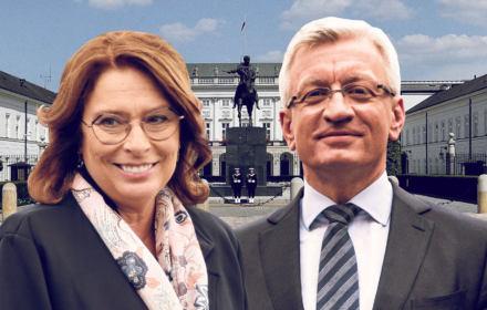 Wnuczka kontra bokser: Kidawa-Błońska i Jaśkowiak o nominację Platformy