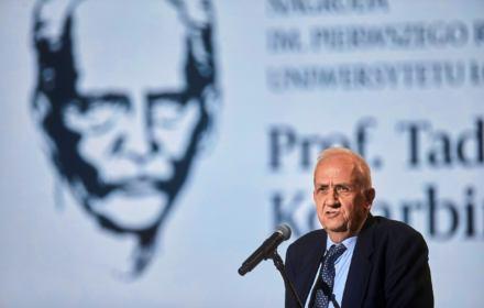Prof. Friszke: Nie możemy zamilknąć. Od polskiej inteligencji zależy przyszłość Ojczyzny