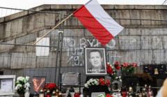 Zgromadzenie w drugą rocznicę śmierci Piotra Szczęsnego w Warszawie