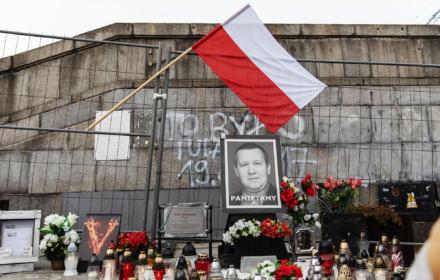 Obywatelska straż w obronie pamięci Piotra Szczęsnego. Narodowcy idąc na Marsz rzucają hejtem