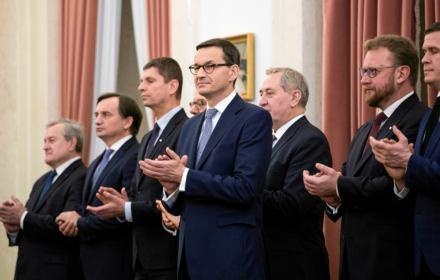 Prezydent RP Andrzej Duda desygnuje Mateusza Morawieckiego na Premiera RP