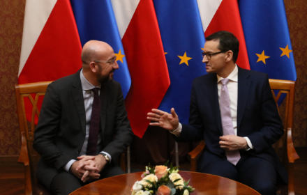 Dla PiS może być gorszy niż Tusk: Charles Michel już oficjalnie nowym szefem Rady Europejskiej
