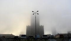 Mgla w stolicy