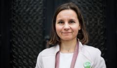 Urszula Zielińska, Zieloni
