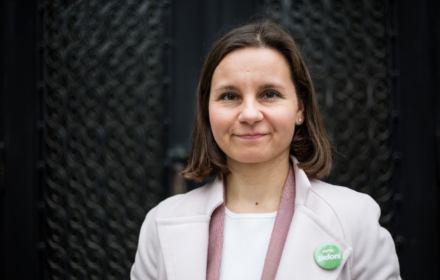 Zieloni: Nie wiedzieliśmy, kim jest przewodnicząca komisji środowiska. Dobrze, że tej komisji nie dostał PiS