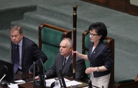 """Projekt """"Zatrzymaj aborcję"""" ominie komisję Biejat. Skierowano go do czytania na posiedzeniu Sejmu"""