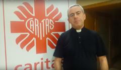 Ks. Marcin Iżycki, dyrektor Caritas Polska