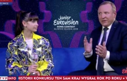 """Eurowizja Junior, czyli autopromocja Kurskiego: """"Odbudowałem siłę i prestiż telewizji publicznej"""""""