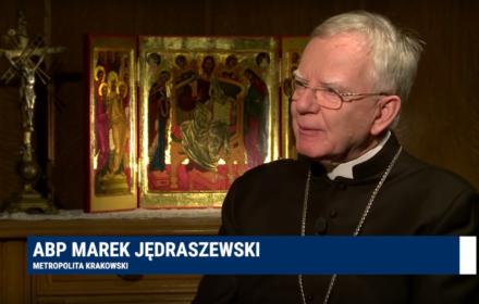 """Jędraszewski o pedofilii w Kościele: """"Zaledwie kilka promili księży"""". Ustalenia ekspertów: 4-7 procent"""