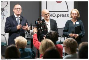 fot. Agata Kubis / AO i OKO.press