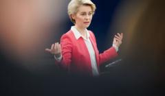 Ursula von Der Leyen otrzymała apel o skargę do TSUE