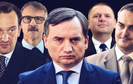 Powiązania z ministrem Ziobrą ma 12 z 15 członków neo-KRS. Ujawniamy