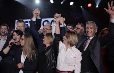 Koniec Wiosny i Sojuszu Lewicy Demokratycznej. Będzie nowa lewicowa partia