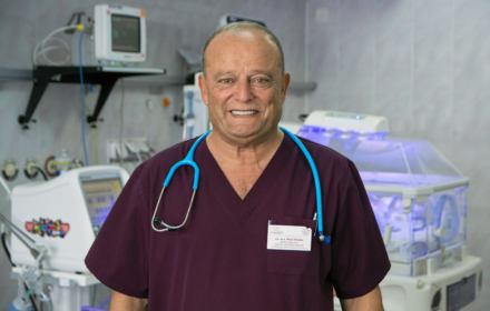 Riad Haidar odchodzi ze szpitala w Białej Podlaskiej i mówi OKO.press, że jest ofiarą politycznej zemsty