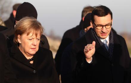 Morawiecki dzielnie przypomina władzom RFN o zbrodniach, o których cały czas pamiętają