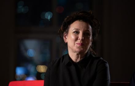 Olga Tokarczuk - zdjęcie