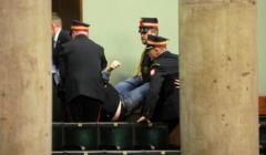 Drugi dzien 2 posiedzenia Sejmu X kadencji