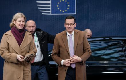 Doradca ministra i ekspert w ONZ dla OKO.press: Morawiecki wie co robi, ale się nie przebija