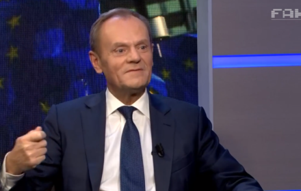 Donald Tusk TVN24 2 XII 2019