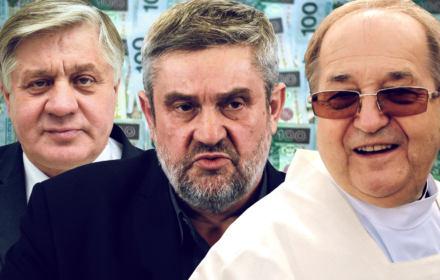 Ministerstwo Zbożnych Przelewów: resort rolnictwa wydał 422 tys. zł na media o. Rydzyka