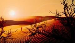 Raport o klimacie - 1/3 ludzkości czeka życie jak na Saharze