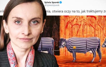 """Spurek porównała rzeź zwierząt do Holokaustu. Skandal? O """"wiecznej Treblince"""" pisał Isaac Bashevis Singer"""