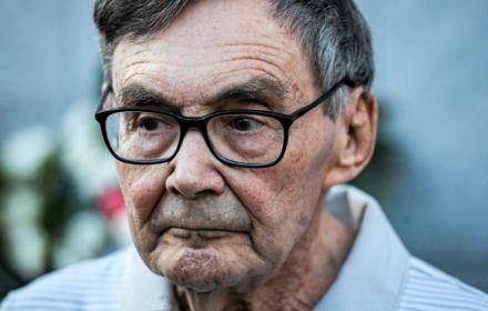 Marian Turski o swoim Auschwitz: W tej łaźni przeżyłem najszczęśliwszy moment mojego życia