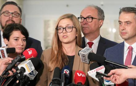 """PiS odwołuje Biejat: """"Jej poglądy wywołują niezadowolenie wielu obywateli"""". Lewica: Przestraszyli się"""