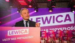 Konwencja wyborcza Lewicy w Katowicach