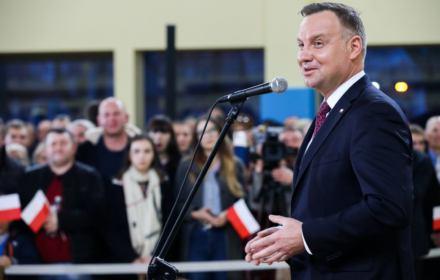 Duda gorliwie promuje zmiany Ziobry i stawia na izolację Polski. Analizujemy słowa prezydenta