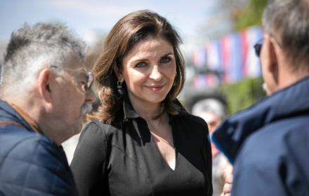 Joanna Mucha: Jest do odzyskania grupa centrowych wyborców PiS