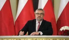 Zaprzysiezenie Rzadu Premiera Mateusza Morawieckiego w Warszawie
