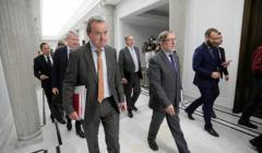 Wizyta przedstawicieli Komisji Weneckiej w Sejmie