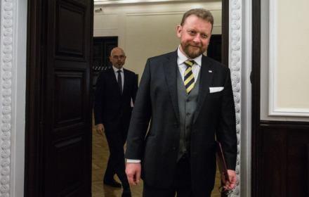 Łukasz Szumowski minister zdrowia
