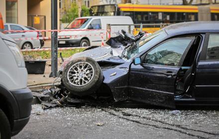 Cennik śmierci na drogach. 56,6 mld zł - tyle Polska straciła przez wypadki w 2018 roku