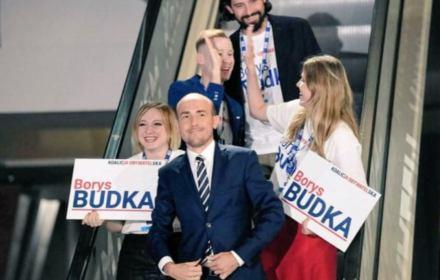 PO wybiera Borysa Budkę na przewodniczącego i zmienia się w prezydencki sztab wyborczy