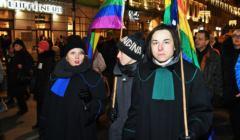 marsz 1000 tog-flagi lgbt