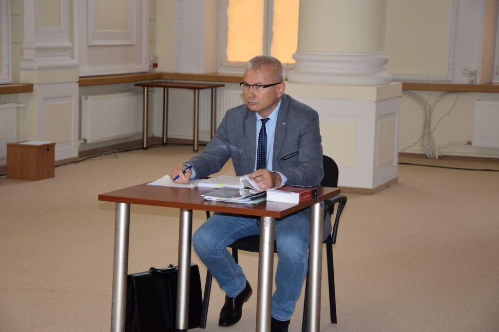 Rzecznik dyscyplinarny Marek Suchocki, 16.01.2020