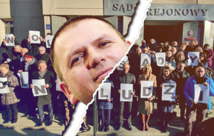 OKO.press publikuje trzy uchwały olsztyńskiego sądu, które podarł sędzia Nawacki