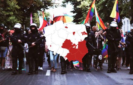 strefa wolna od lgbt w Polsce