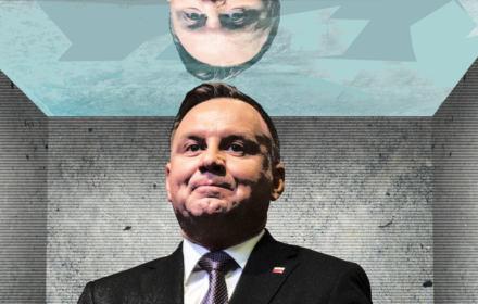 Sondaż OKO.press - Andrzej Duda może mieć problem z pozyskaniem nowych wyborców