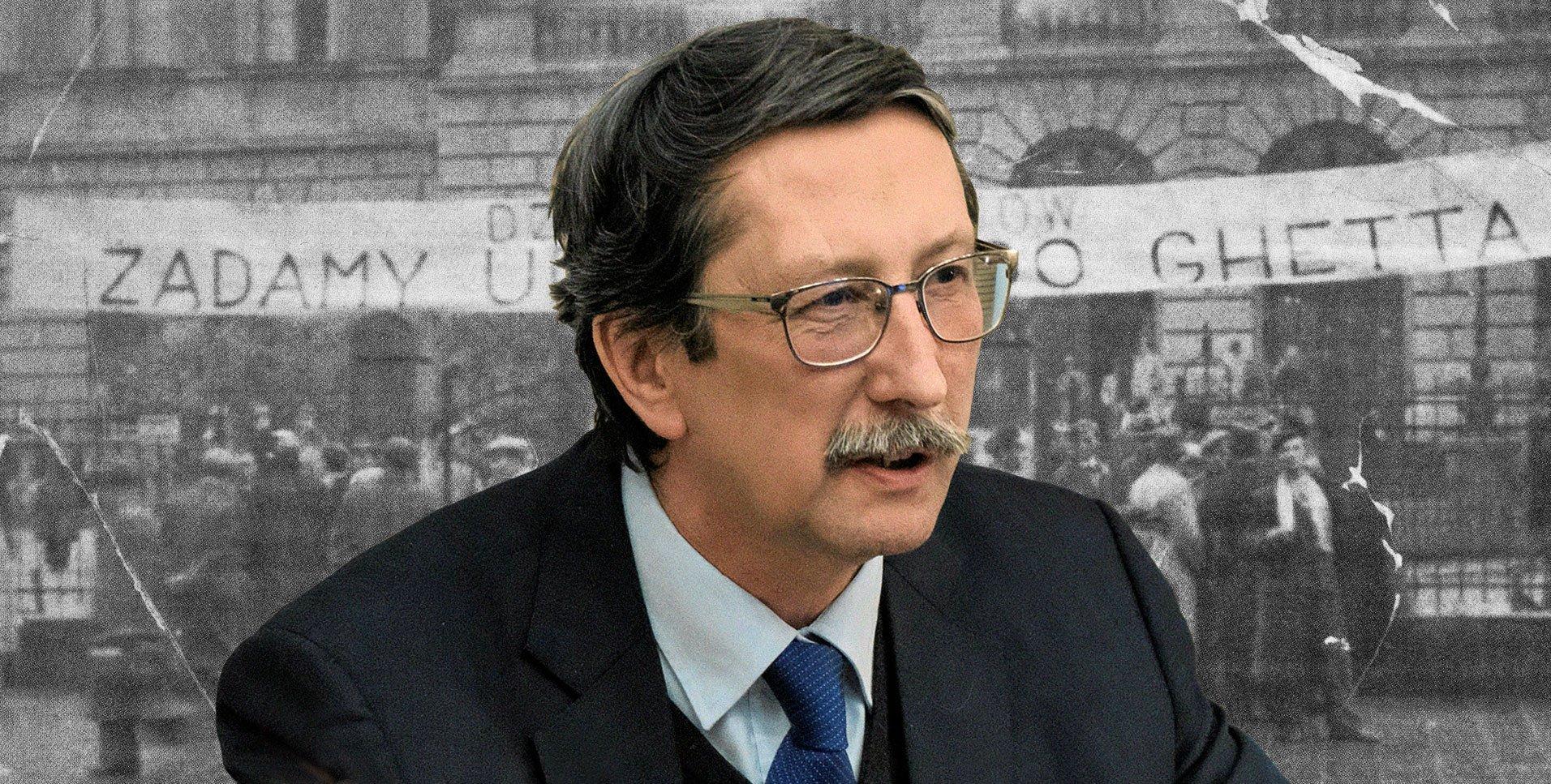 """Program Instytutu Wybielania Nacjonalistów. Żaryn chce """"pokazać pozytywny wizerunek Obozu Narodowego"""""""