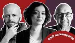 Koronawirus a kampania prezydencka: w nowym odcinku audycji OKO.press zastanawiamy się nad tym, jak koronawirus może wpłynąć na przebieg kampanii wyborczej